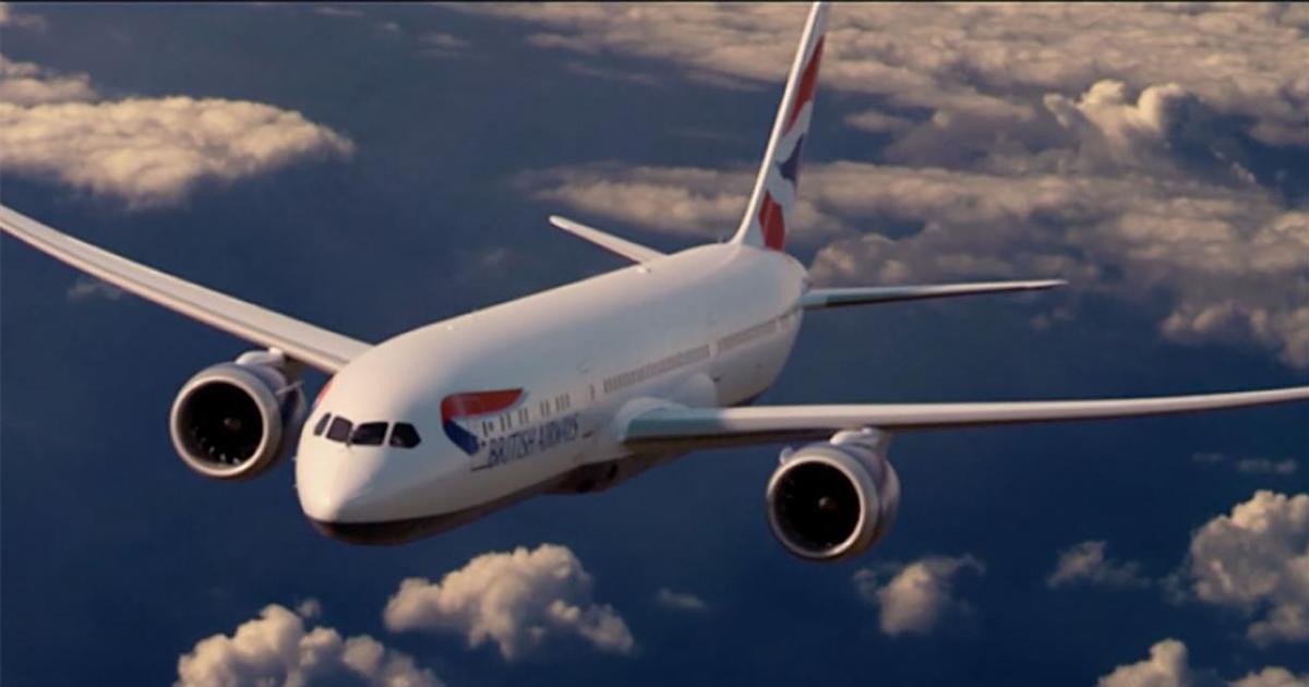 British Airways представила первую кампанию за шесть лет.