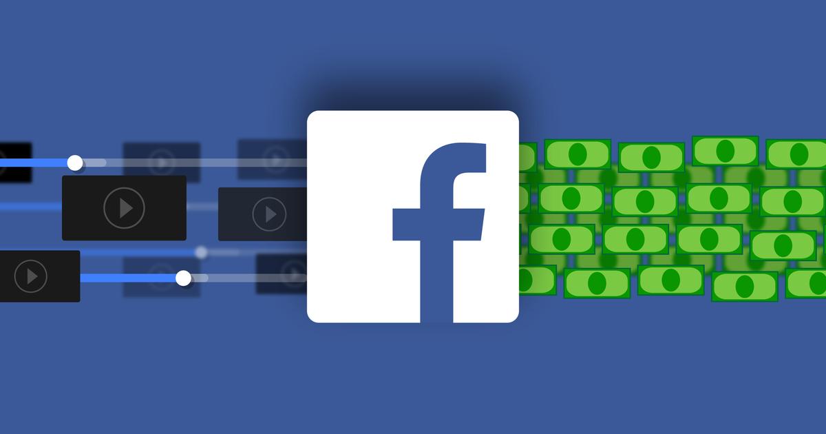Facebook отчитался о доходах от рекламы за 2018 год.