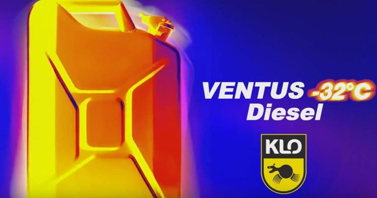 KLO рекламирует зимний дизель с помощью семейной драмы.