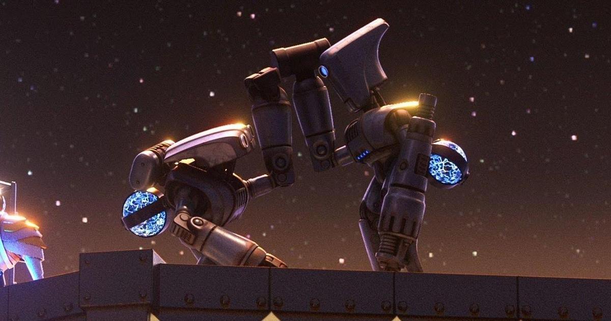 Pixar посвятил новую короткометражку дружбе.