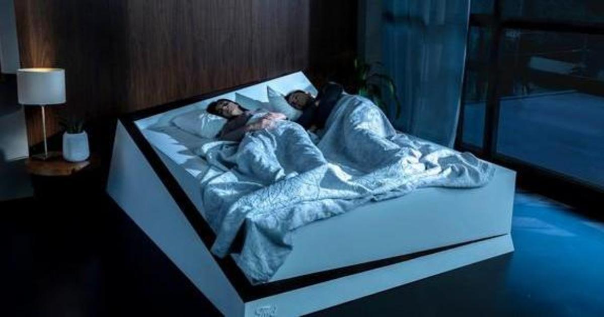 Умная кровать Ford не позволяет партнеру занять чужую половину.
