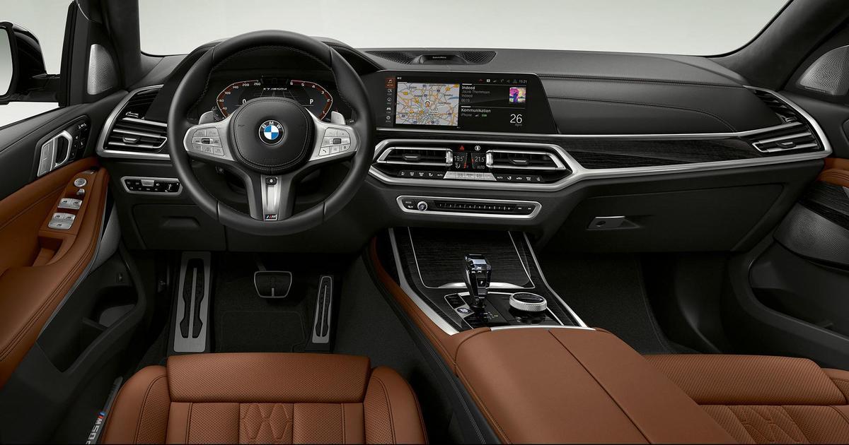 BMW презентовал амбициозную эпическую поэму.