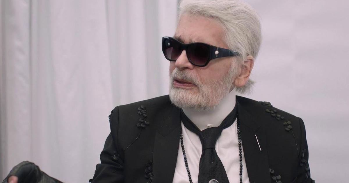 Умер креативный директор Chanel Карл Лагерфельд.