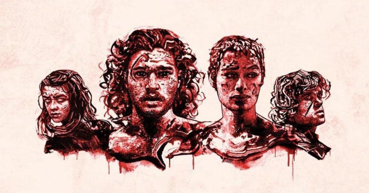 HBO призвал «истечь кровью ради трона» в партнерстве с Красным Крестом.