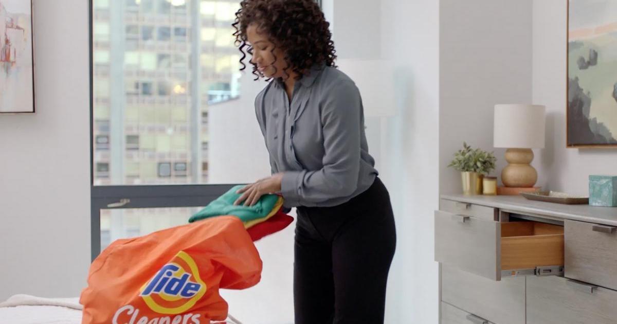 Tide запустил в США сеть прачечных.