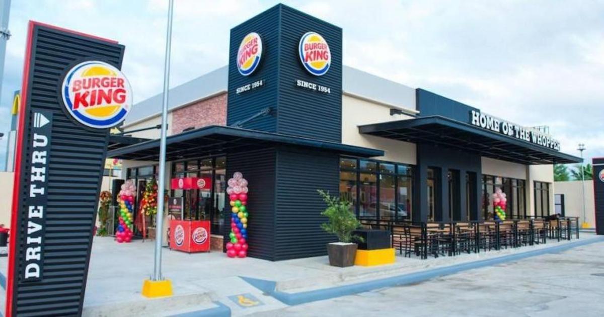 Burger King открыл «тихий Drive-Thru» в Хельсинки.