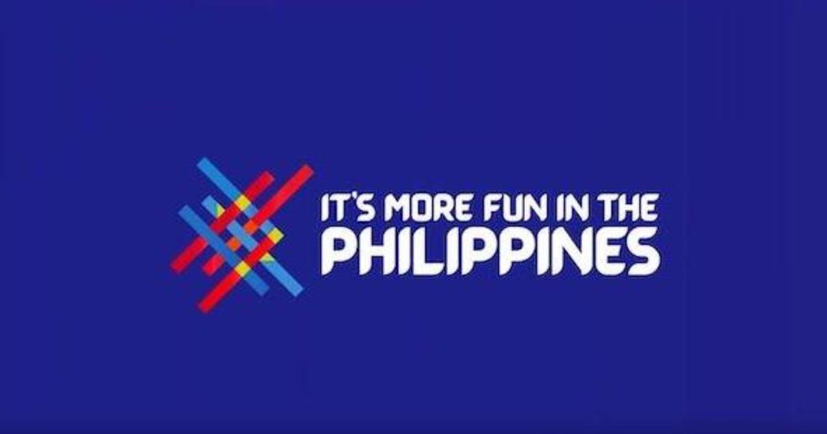 Филиппины представили новый туристический бренд с бесплатным шрифтом.