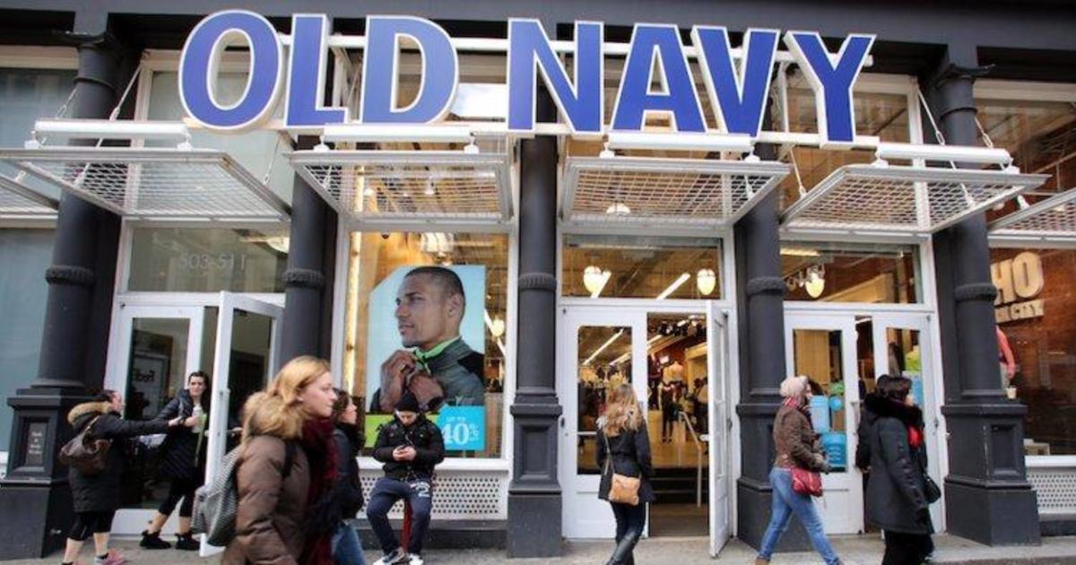 Gap отделит бренд Old Navy в отдельную компанию.