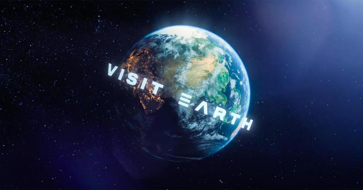 S7 Airlines выпустили ролик о Земле для инопланетян.