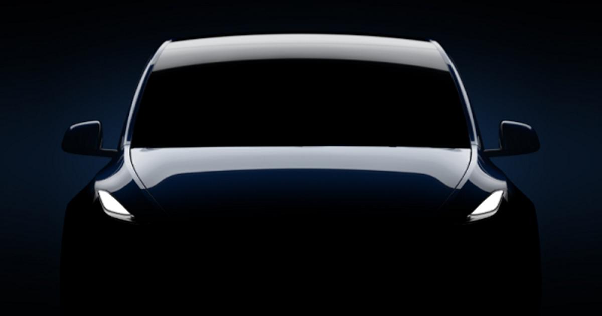 Tesla спрятала сообщение в приглашении на презентацию Model Y.