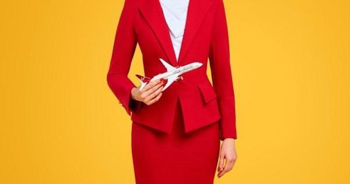 Virgin Atlantic отменила обязательный макияж для женского состава экипажа.