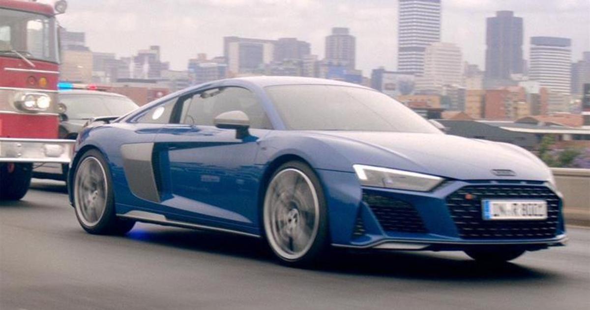 Все захотели увидеть новую Audi R8 в ролике от BBH London.