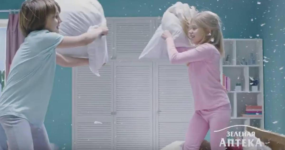 7 женщин в секунду: новая рекламная кампания для ТМ «Зеленая Аптека».