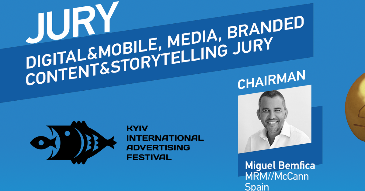 Анонсирована команда жюри Digital & Mobile, Media, Branded Content & Storytelling 20-го КМФР.