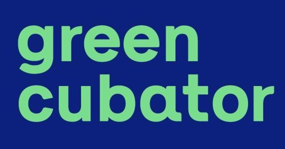 Greencubator оновив логотип і візуальний стиль з нагоди 10-річчя.