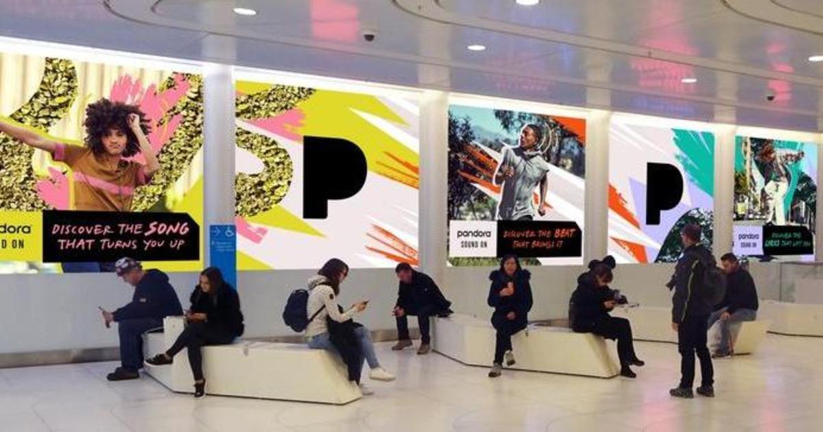 Стриминговый сервис Pandora представил звуковой логотип.