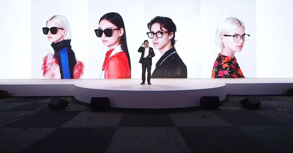 Huawei выпустит умные очки.