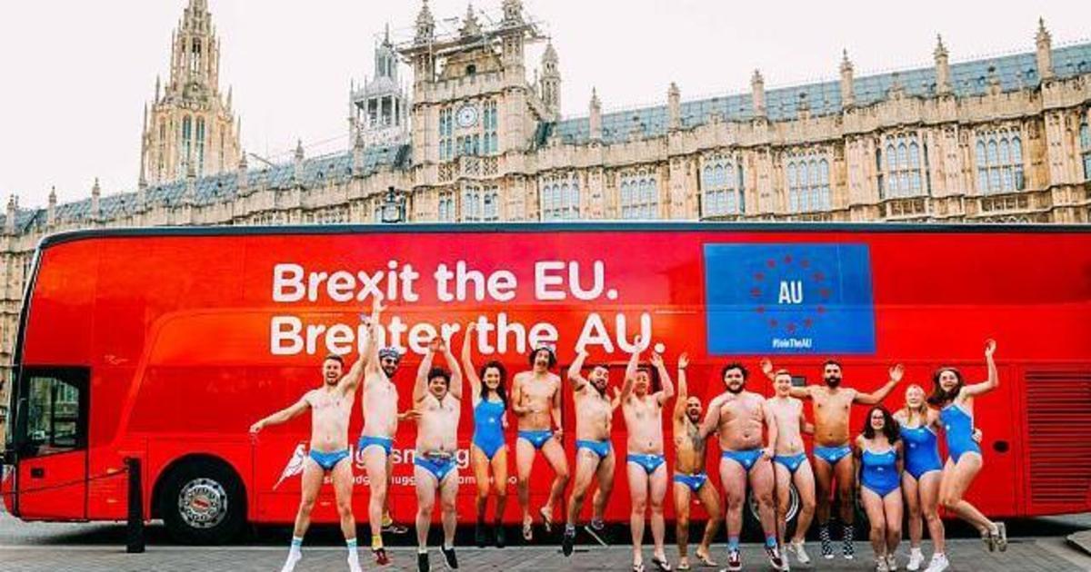 Бренд купальников призвал Великобританию присоединиться к Австралии.