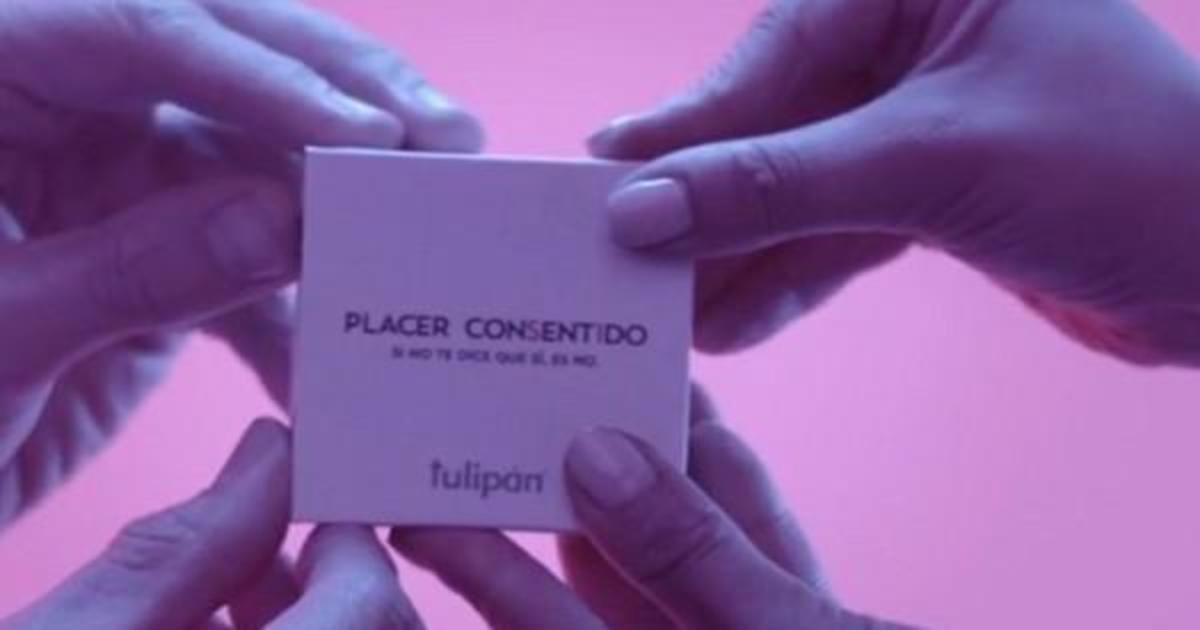 Бренд презервативов создал упаковку, которую можно открыть только двоим.