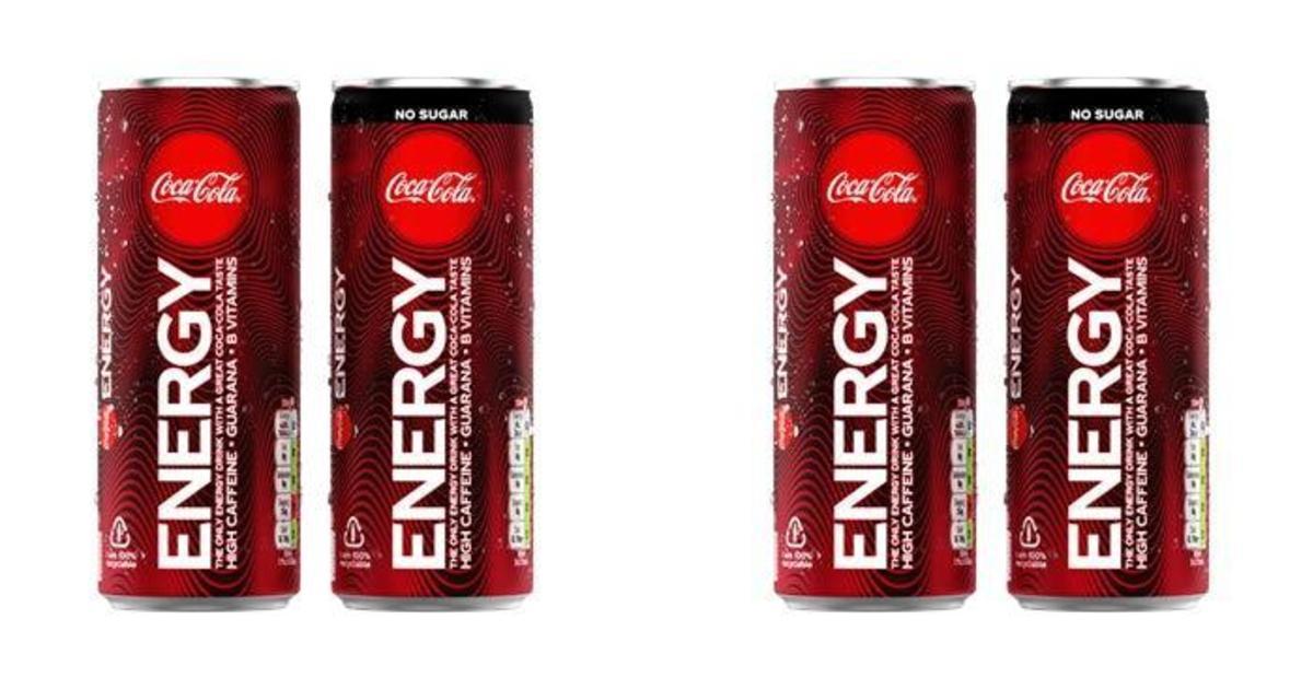 Coca-Cola выпустила первый энергетик.