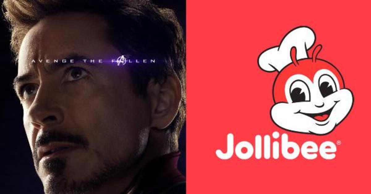 Филлипинский фастфуд Jollibee создал постер в стиле фильма «Мстители: Финал».