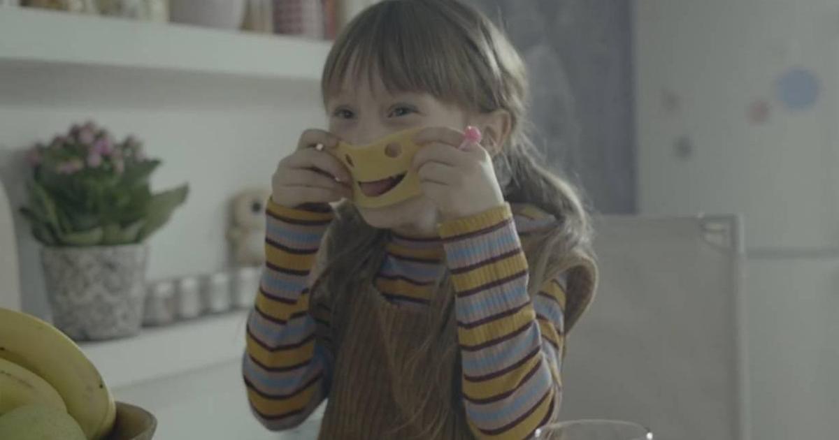 Все любят сыр в ролике для ТМ «Пирятин».
