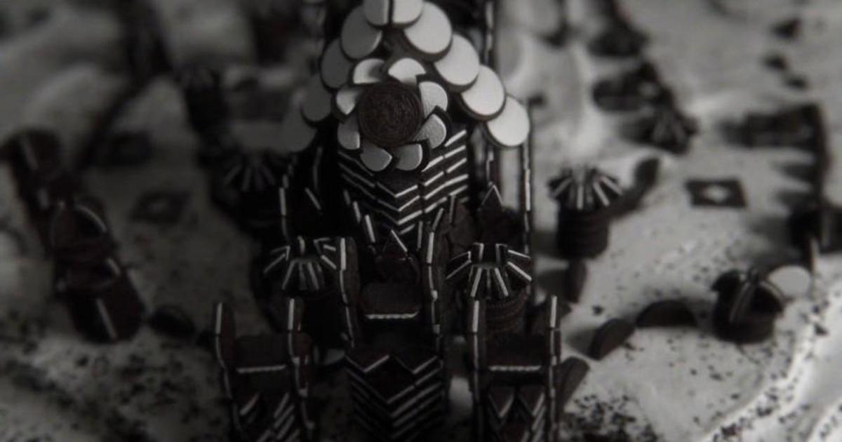 Oreo и Mtn Dew воссоздали музыкальную тему и открывающие титры «Игры престолов».