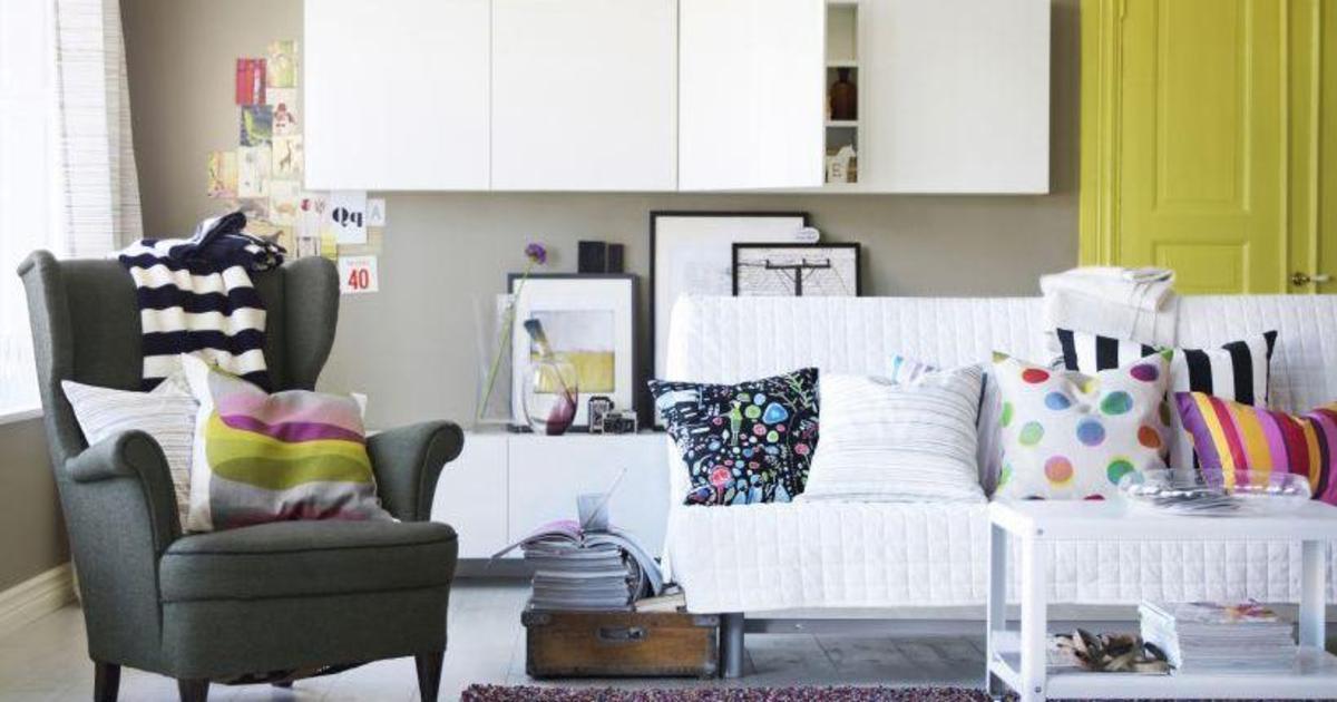 IKEA протестирует аренду мебели на 30 рынках.