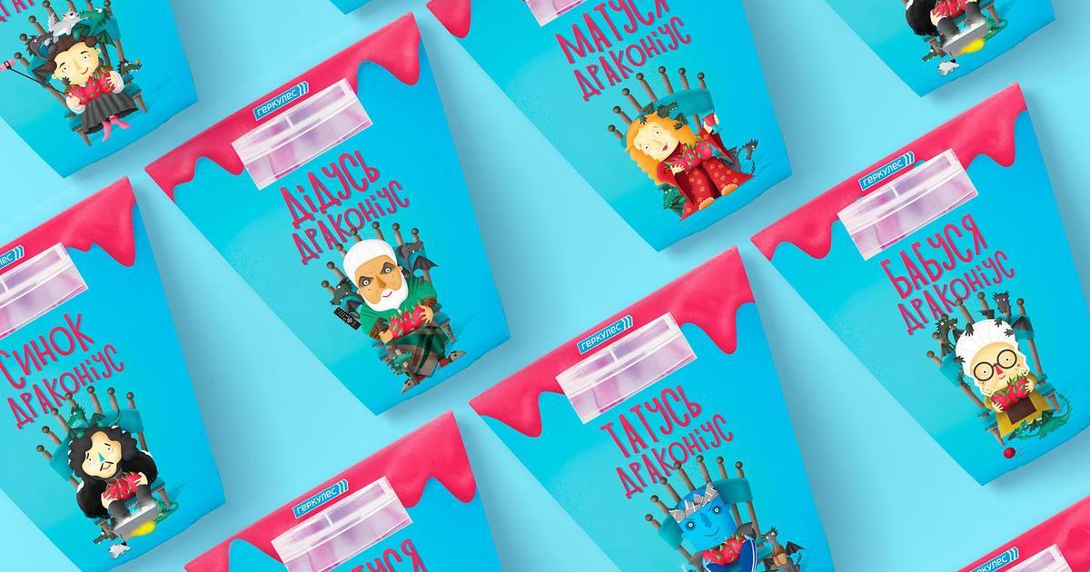 «Геркулес» и MEGOGO выпустили серию мороженого в честь «Игры престолов».