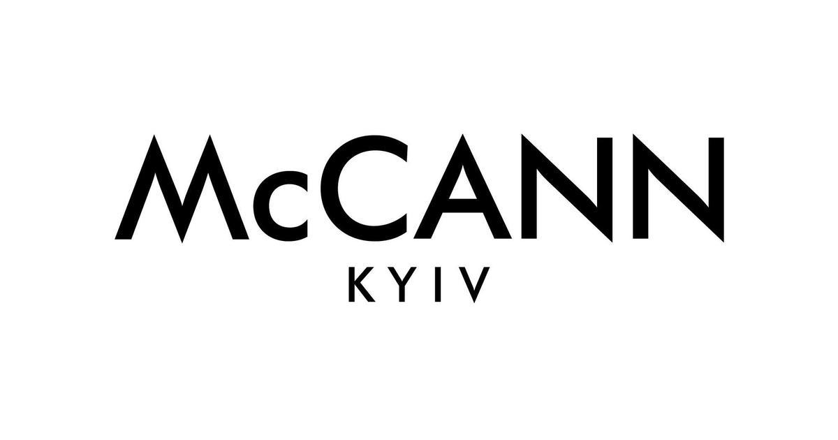 THINKMcCANN сменило логотип и стало McCann Kyiv.