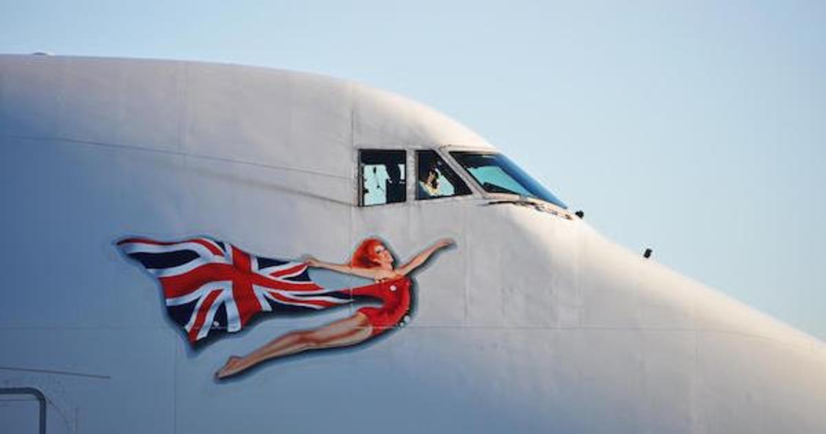 Virgin Atlantic изменила культовое лого в поддержку разнообразия.