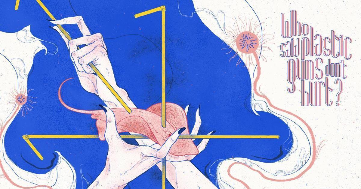 NatGeo привлекает внимание к проблеме пластикового загрязнения планеты с помощью искусства.