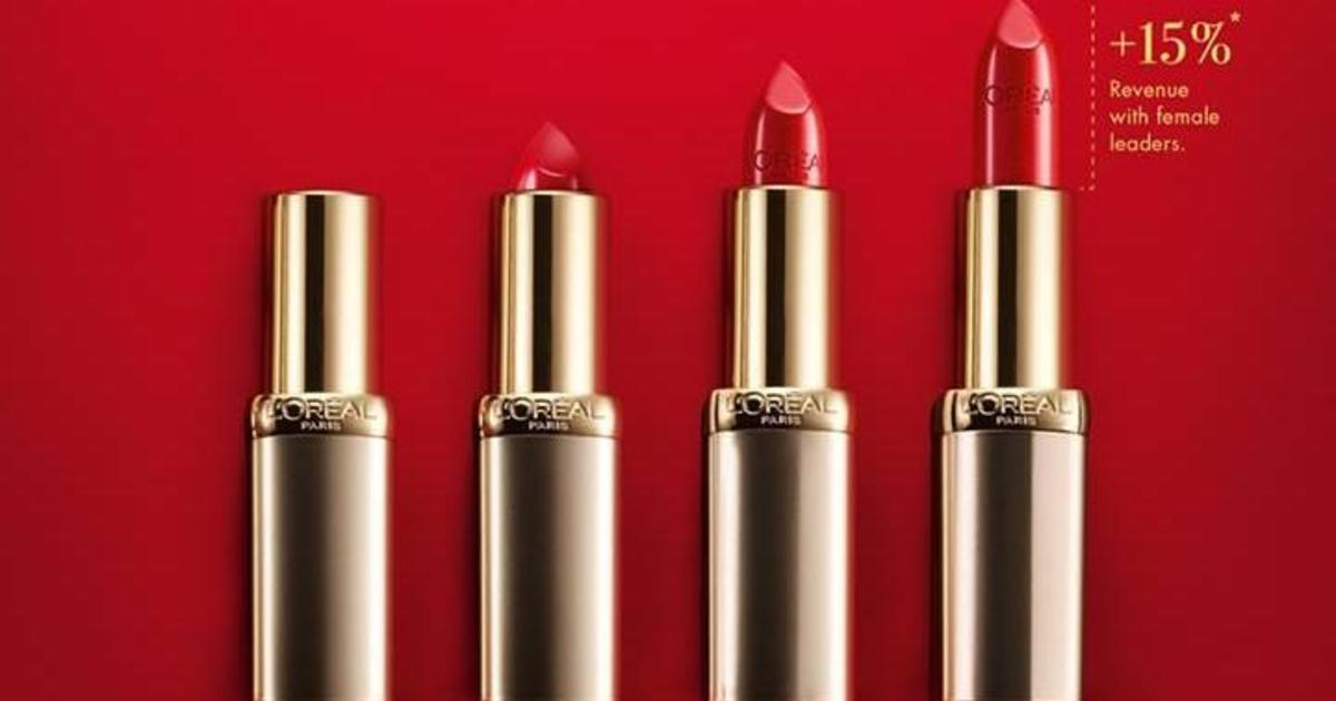 L'Oreal Paris выпустила makeup принты, направленные на мужчин.