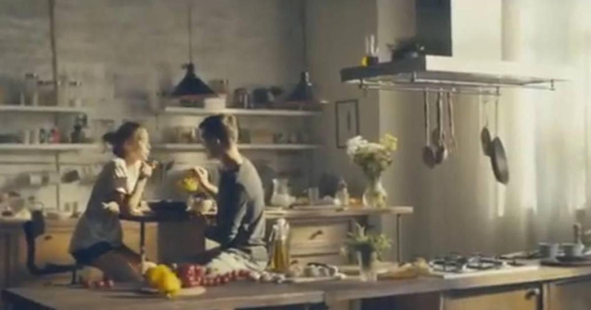 Аромат идеального утра в новом ролике для ТМ «Бащинский»