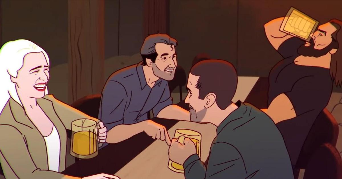 Писатели и актеры HBO рассказали о предысториях сериалов в анимационных видео