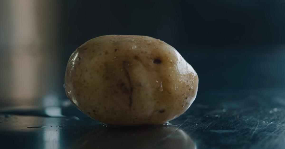 Heinz показал историю любви картошки и кетчупа