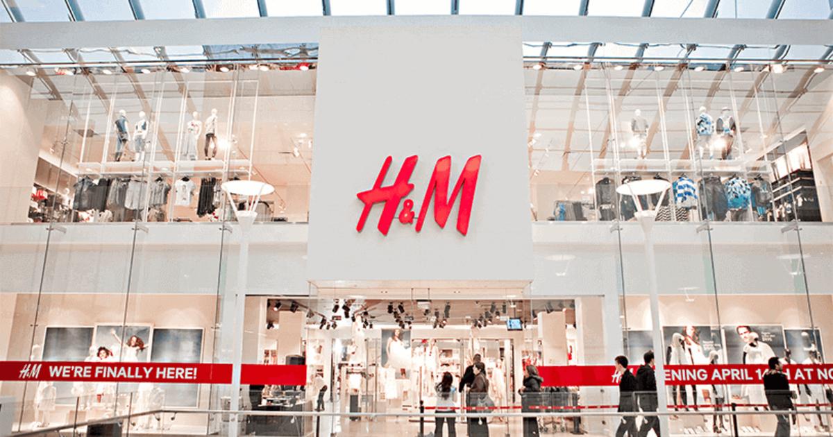 H&M прекращает выпускать печатный каталог