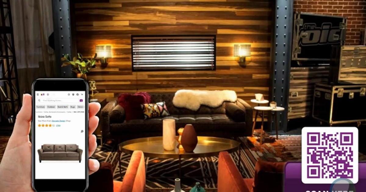 NBCUniversal запустила ShoppableTV, позволив зрителям совершать покупки с ТВ-экранов