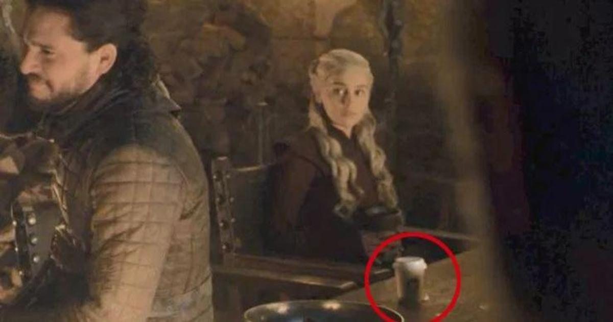 Сколько бесплатной рекламы получил Starbucks за не свою чашку в «Игре престолов»