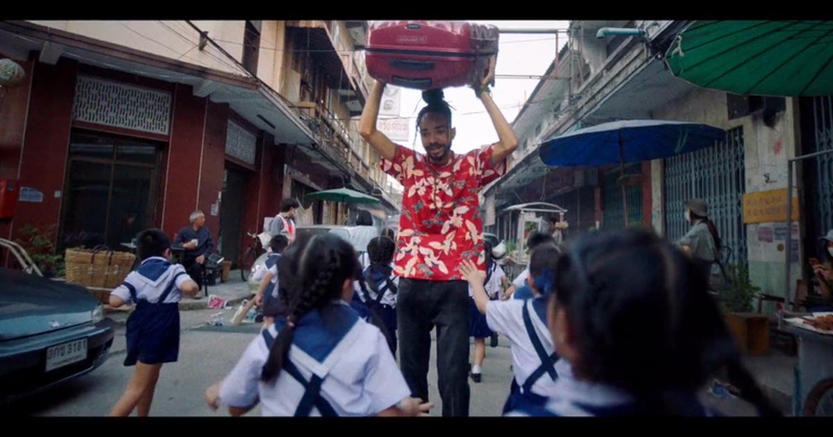 Samsonite вдохновляет миллениалов путешествовать в глобальной кампании