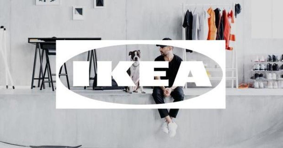 72andSunny Amsterdam представили новое динамическое лого для IKEA
