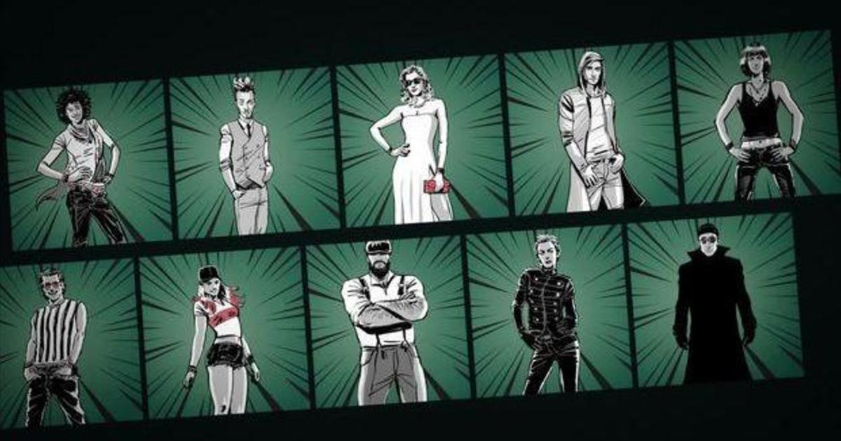 Beck's предложил пользователям WhatsApp стать героями собственного комикса