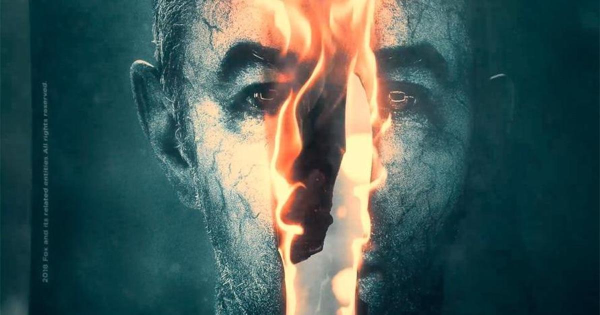 Постеры для промо сериала о вампирах загорались при дневном свете