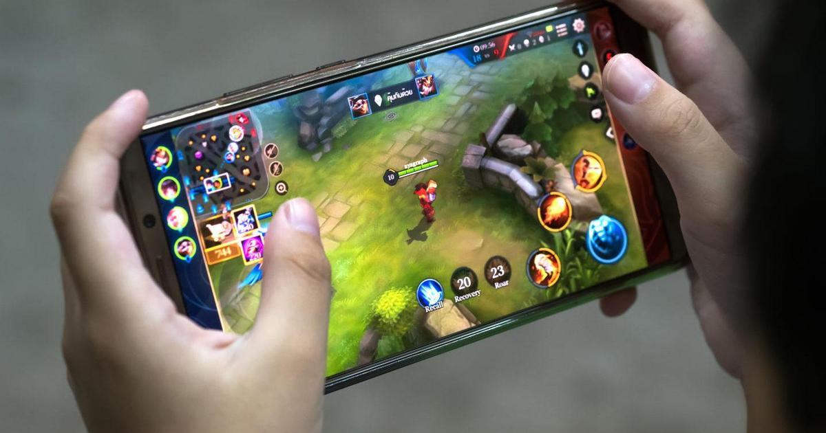 Американские пользователи более привязаны к мобильным играм, чем к сетям
