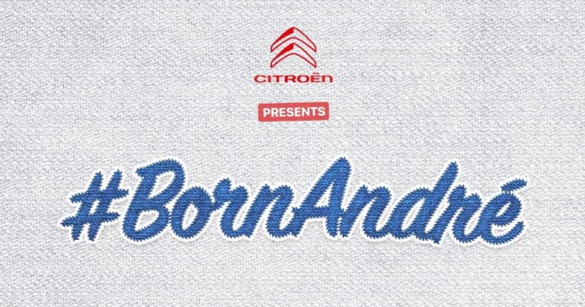 Citroën ищет ребенка по имени Андре, чтобы отметить 100-летие бренда