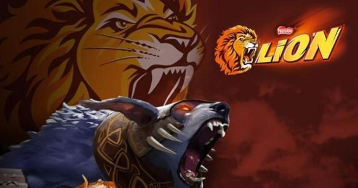 ТМ Lion пошел в киберспорт, чтобы привлечь молодежь