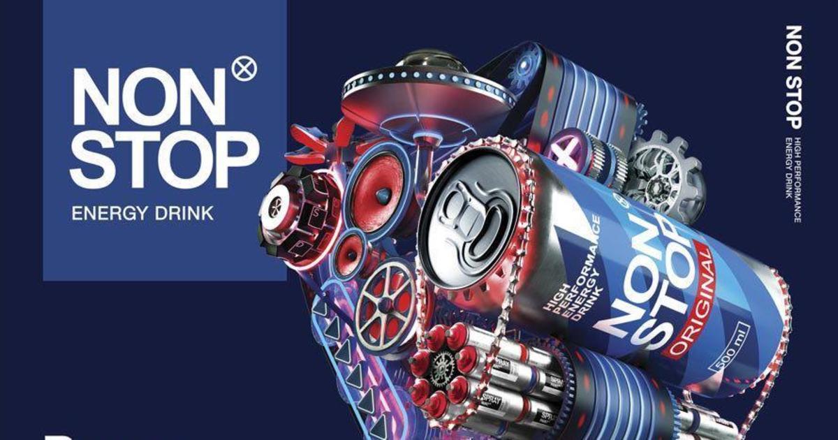 Механика бесперебойной энергии в новой кампании NON STOP™