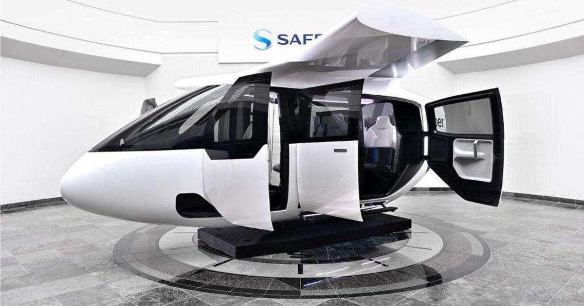 Uber начнет испытательные полеты воздушного такси в 2020 году