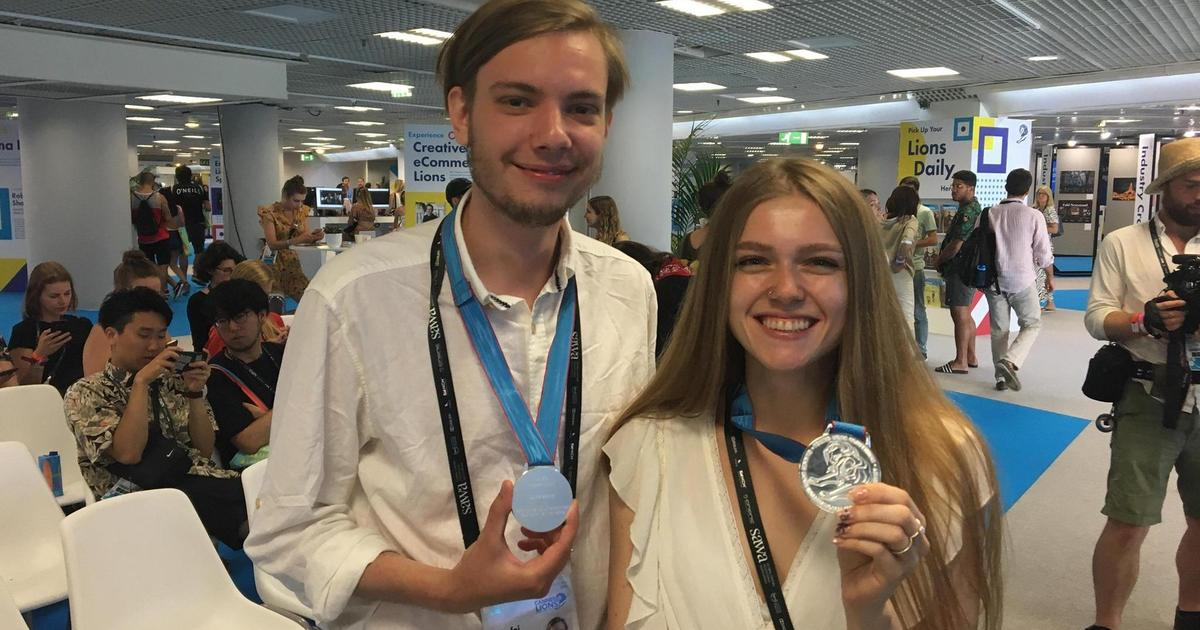 Украинские молодые креаторы получили второе серебро Young Lions