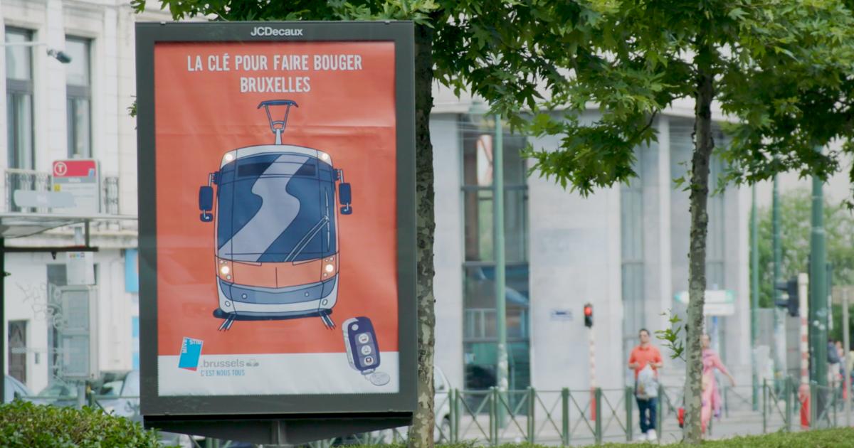 В Бельгии ключ от авто превратили в бесплатный билет на общественном транспорте